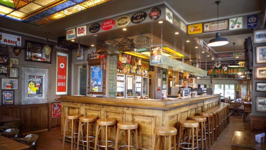 Molenhof bar