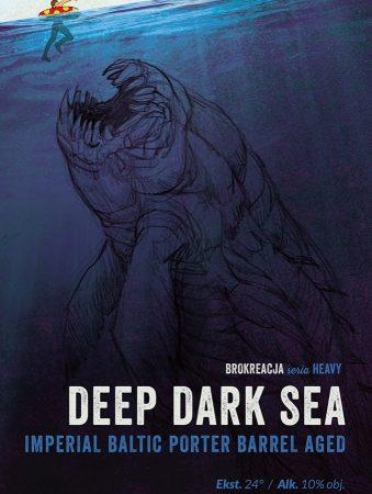 Deep Dark Sea Bourbon Barrel Aged Vintage 2018 2