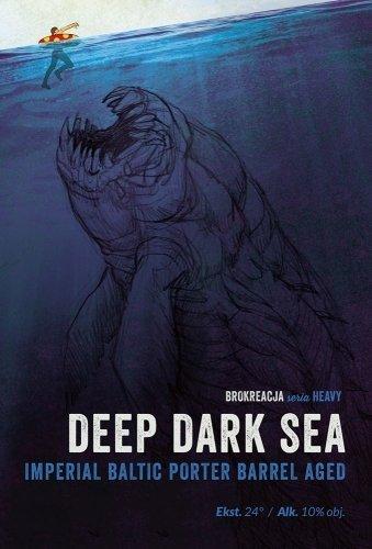Deep Dark Sea Bourbon Barrel Aged Vintage 2018 32