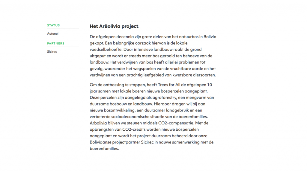 CO2 besparen, deel 4 (2015) 8
