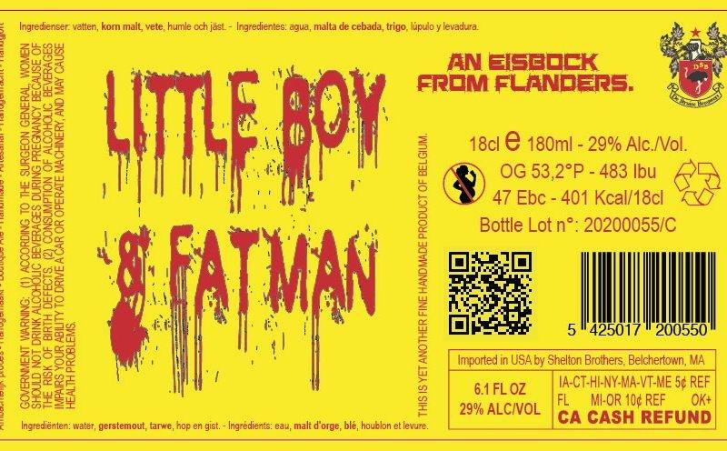 Little Boy and Fat Man 2