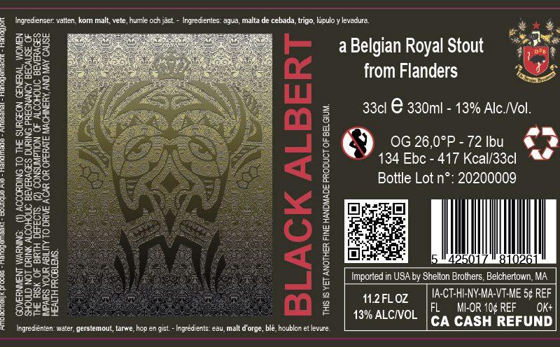 Black Albert 24
