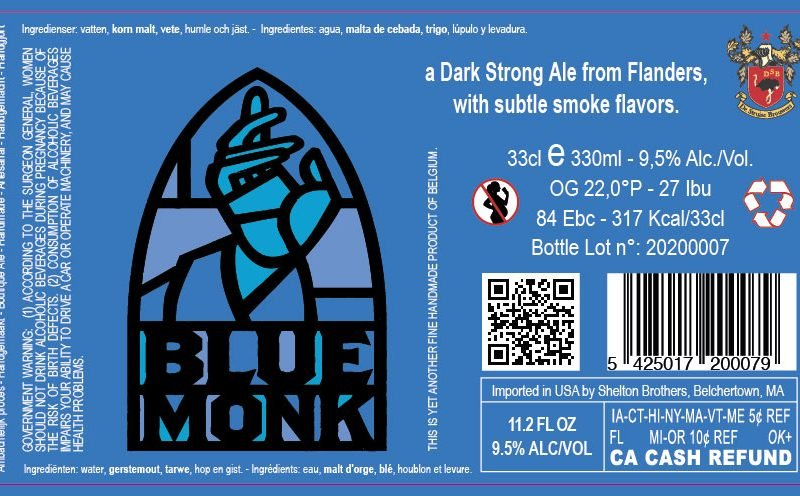 Blue Monk 14