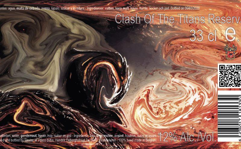 Clash Of The Titans Reserva 22