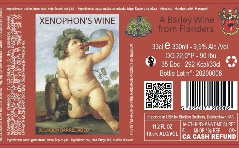 Xenophons' Wine 12